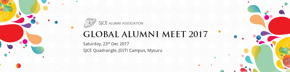 SJCE Global Alumni Meet - 2017