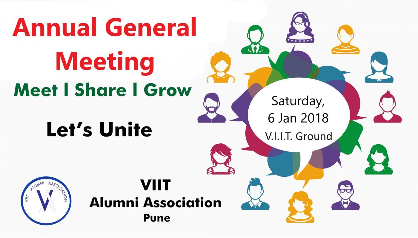 VIIT Alumni - Annual General Meeting